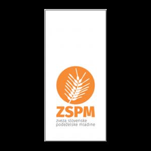Zveza-slovenske-podezelske-mladine-Izdelki-ZSPM-Zastava
