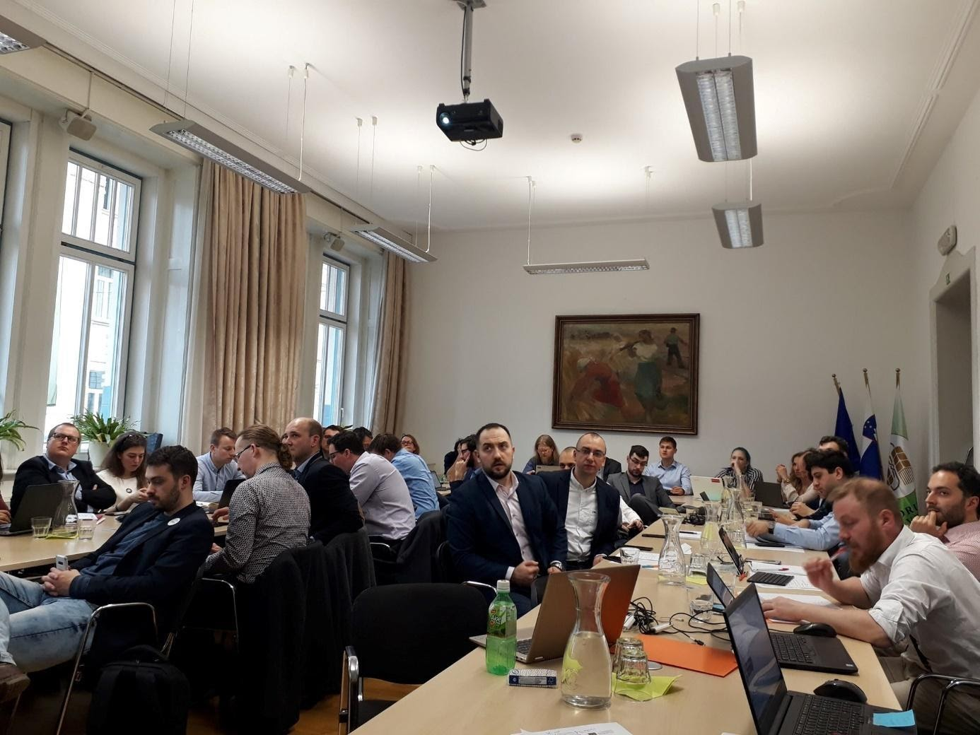 ZSPM European Council of Young Farmers